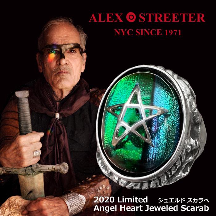 アレックスストリーター 崩壊した2020年からの回復と復活の意を込めて